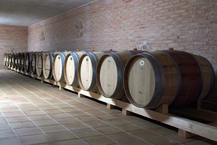 bodega de vino en ciudad real